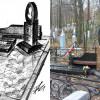 производство гранитных памятников