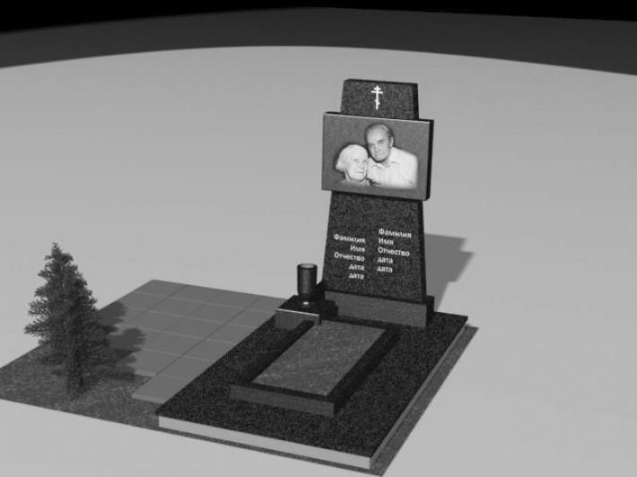Дизайн 3D памятников