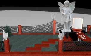 Приобрести индивидуальный памятник