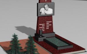 Дизайн индивидуального памятника