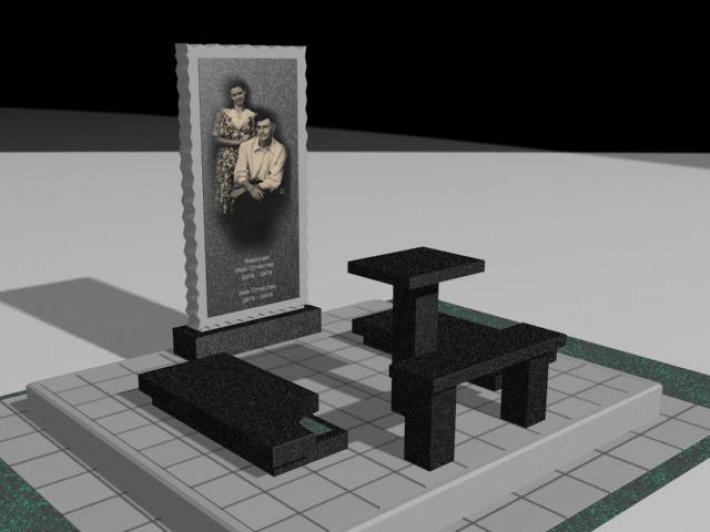 Купить индивидуальный памятник