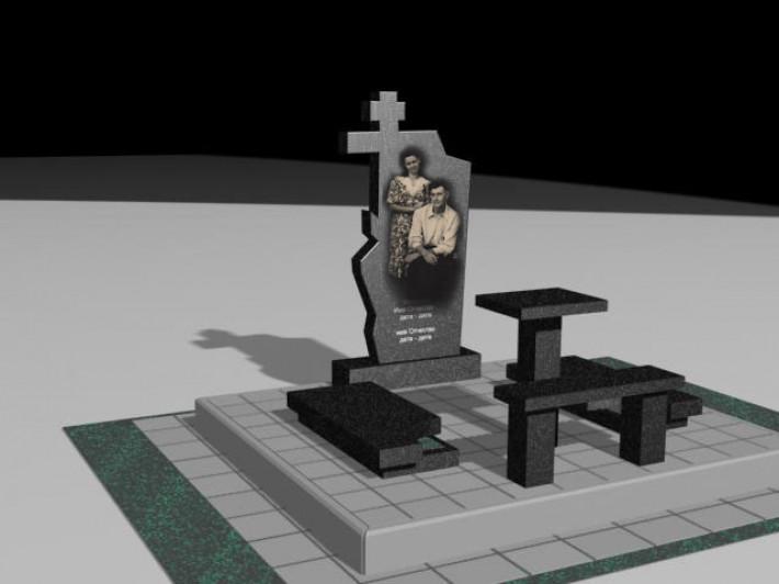 Заказать индивидуальный памятник