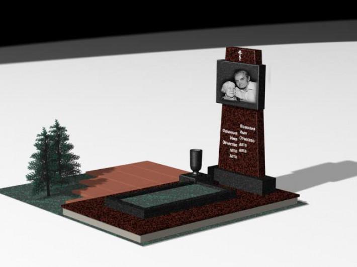Изготовление индивидуального памятника