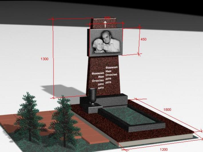 3D памятники