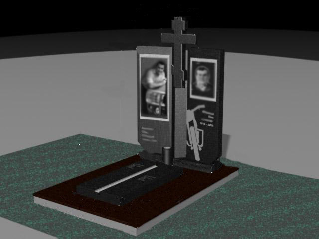 проектирование ритуальных памятников